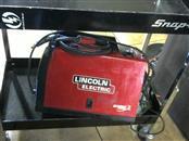 LINCOLN ELECTRIC Arc Welder WELD-PAK 140HD